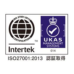 ISMS認証ロゴ